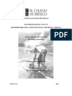 Alonso-Los zoques bajo el volcán. Microhistorias bajo la erupcion de El Chichonal, Chiapas