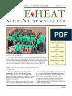 LTC Summer Institute 2011 Newsletter