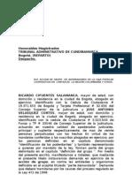 Version Dmanda Cajacoop. Tcac