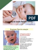Aula_Consulta Saúde Infantil