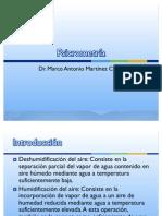 Psicrometria y Humidificacion
