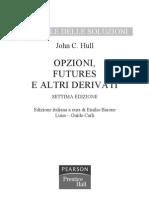 Opzioni Futures e Altri Derivati