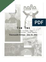 The Ten Magazine 14th Edition (Final Release)