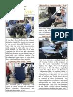 Flying Car Newsletter Jan 2010