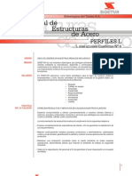 Manual De Estructuras De Acero Perfiles L N° 6
