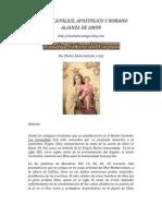 VIRGEN DEL CARMEN | ALIANZA DE AMOR