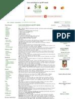 Carne moída (falsa) de soja (PVT miúda)
