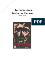 Salvador Freixedo - Interpelación a Jesús de Nazaret 12