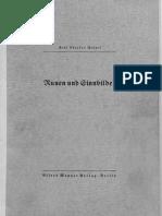 K.T. Weigel, Runen Und Sinnbilder - 1935 (2011)