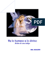 De Lo Humano a Lo Divino
