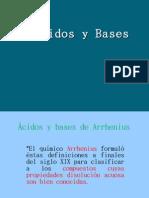 AcidosyBases Presentación
