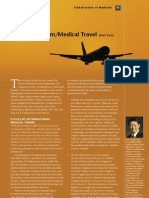 Medical Tourism / Medical Travel (Part Two) - Dr Jason Yap