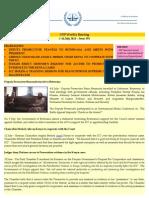 OTP Weekly Briefing_5-14 July 2011 #95