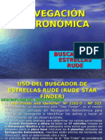 Rude Star Finder Para Navegantes