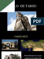 030 Pablo de Tarso y Las Cartas