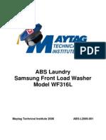Samsung Frontier Washer