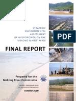 SEA Main Final Report