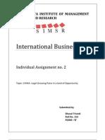 IB Assignment 2