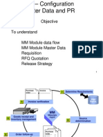 Mm Master Data Pr