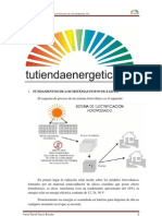 Fundamentos de Los Sistemas Fotovoltaicos