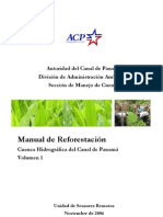 Manual de Reforestacion
