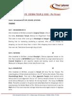 Orissa Package (Cp Plan)