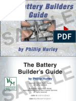 Battery Builders Guide by Phillip Hurley sample pages