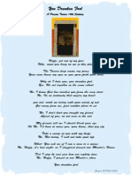 You Drunken Fool A Persian Taveran 14th Century Poem by G N O'Dell