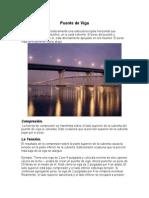 Puente de Viga