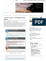 Movidas Varias_ Censura Anairt_ Contraperiodismo Matrix