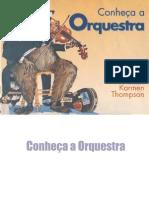INFANTIL - Conheça a Orquestra - Ilustrações e descrições para crianças