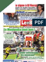LE BUTEUR PDF du 17/07/2011