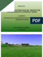 modulo análisi de factibilidad proyectos