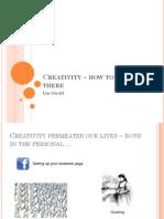 Creative Thinking v4