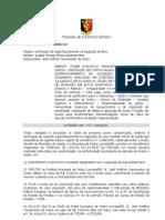 Acórdão APL - TC 00915-10 (Superfaturamento Ambulância
