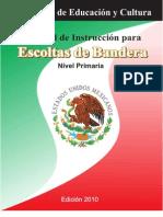 Manual de Instrución para Escoltas 2010