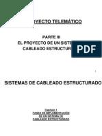 Fases de Cableado Estruturado