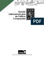 Vol 1 Revista Politica Comparada