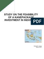 Study on Indonesia) 2011