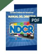 NDCR_ Parte 1 - Manual Director