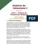 História do Cristianismo I