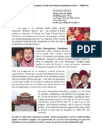 Global Dental Relief - Nepal 2012