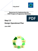 2 3 Operational Plan Sept 29 2007