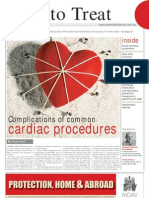 Post Cardiac Complications