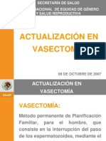La Vasectomia PDF