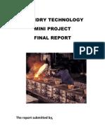 Mini Project Final Report
