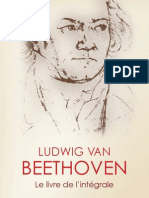 Livre de l Integrale Beethoven