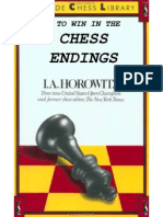 I. a. Horowitz - How to Win in the Chess Endings