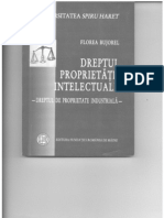 Dreptul Proprietatii Intelectuale FLOREA BJUOREL
