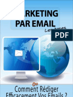 Bases Email Marketing Rapport Gratuit